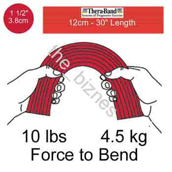 Thera-Band flexBar light resistance Red