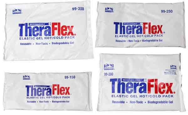 TheraFlex Elastic Gel Hot Cold Pack
