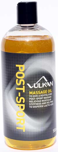 Vulkan Post Sport Massage Oil
